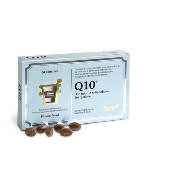 Pharma Nord Q10 30mg boite de 30 capsules