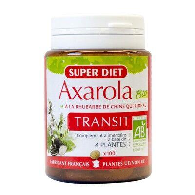 SuperDiet Super Diet Axarola Transit Bio 100 comprimés