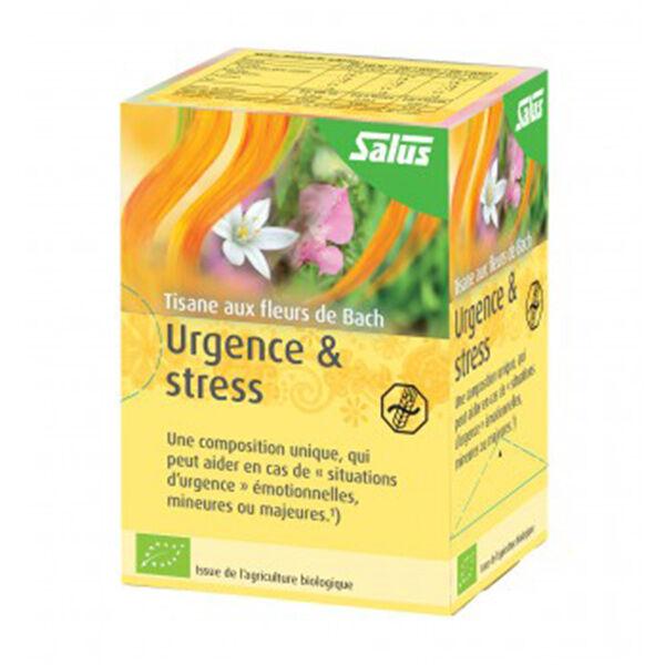 Salus Tisane Fleurs de Bach Urgence & Stress 15 sachets