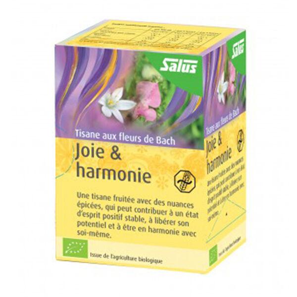 Salus Tisane Fleur de Bach Joie & Harmonie 15 sachets