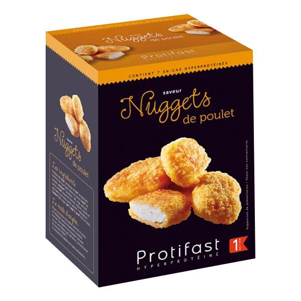 Protifast Plat à Cuisiner Nuggets de Poulet 7 Sachets