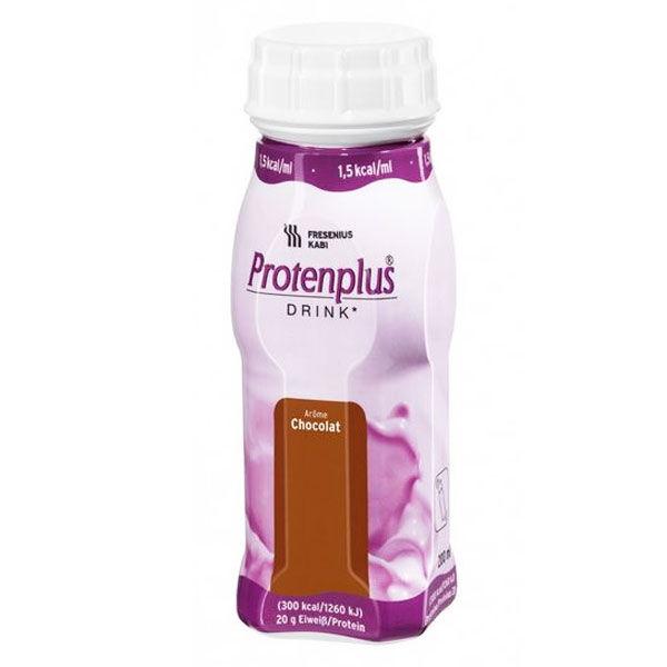 Fresenius ProtenPlus Drink Boisson Chocolat 4 x 200ml