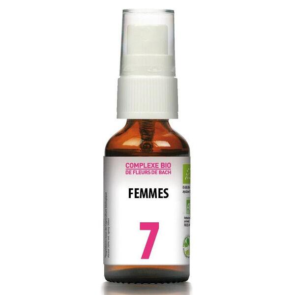 Dr Theiss Complexe Fleurs de Bach N°7 Femmes 20ml