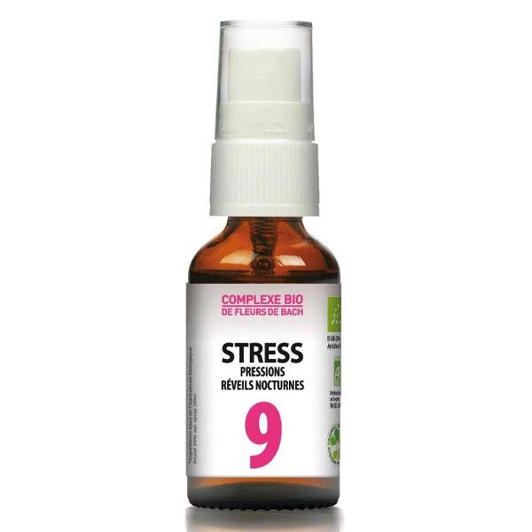 Dr Theiss Complexe Fleurs de Bach N°9 Stress 20ml