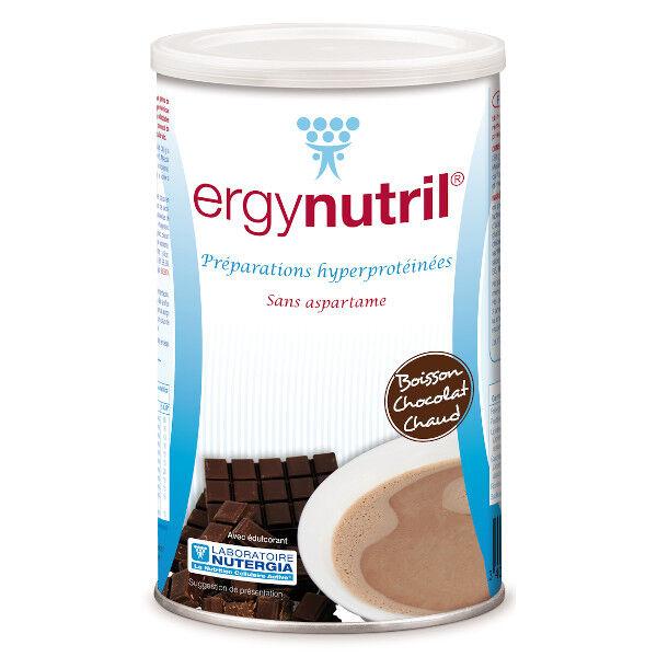 Nutergia Ergynutril Boisson Chocolat Chaud 300g