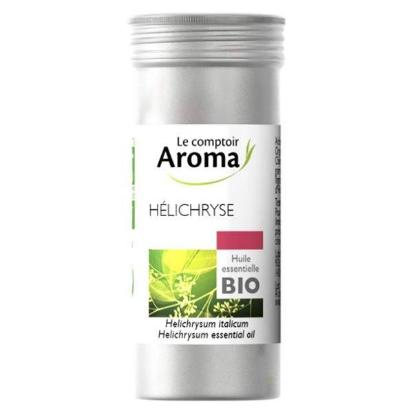 Le Comptoir Aroma Huile Essentielle Hélichryse Bio 5ml