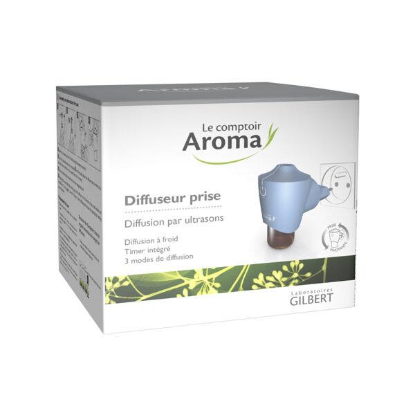 Le Comptoir Aroma Diffuseur Prise Ultrasons