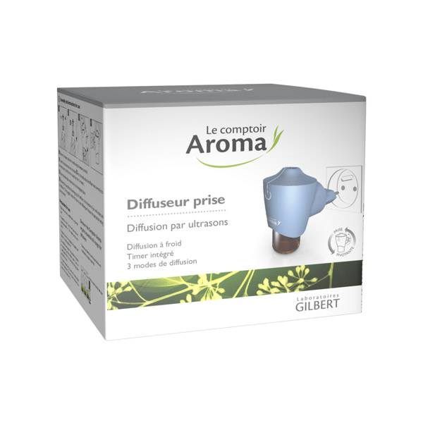 Le Comptoir Aroma Diffuseur Prise Ultrasons