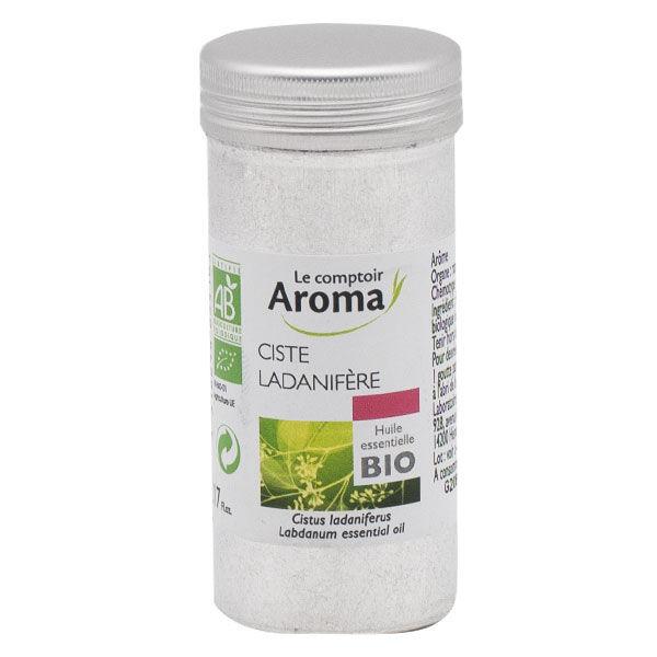 Le Comptoir Aroma Huile Essentielle Bio Ciste Ladanifère 5ml