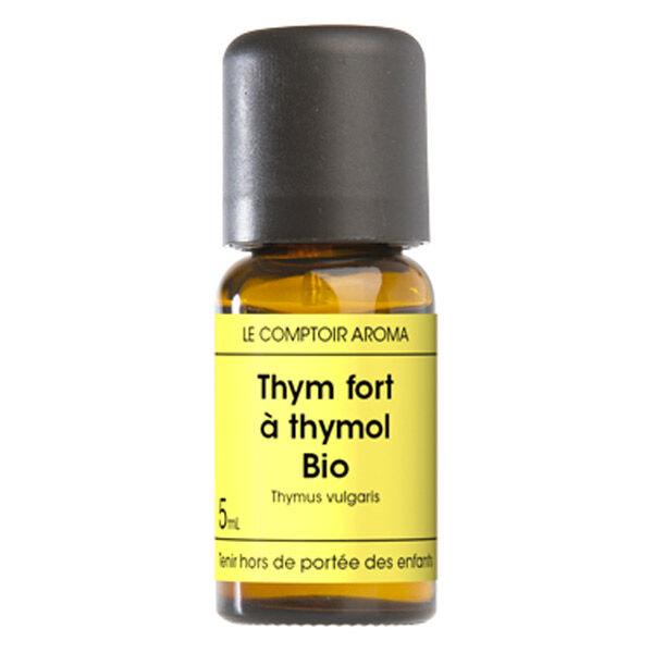 Le Comptoir Aroma Huile Essentielle Thym à Thymol Bio 5ml