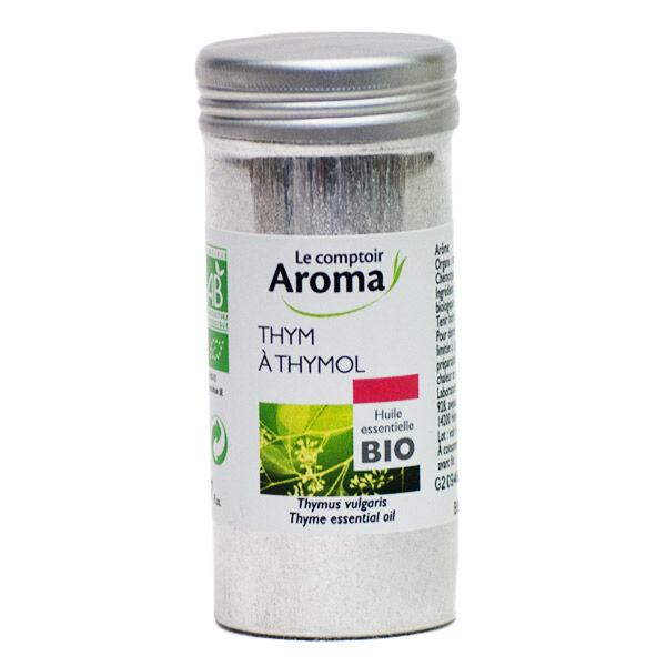 Le Comptoir Aroma Huile Essentielle Thym Fort à Thymol Bio 5ml