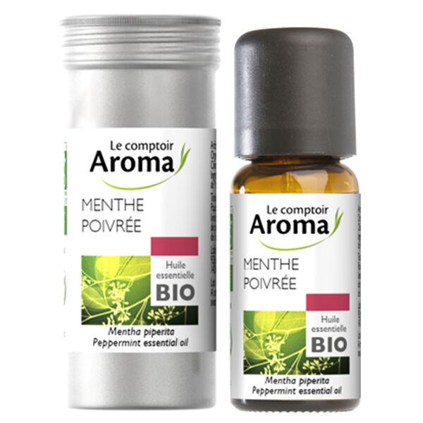 Le Comptoir Aroma Huile Essentielle Menthe Poivrée Bio 30ml