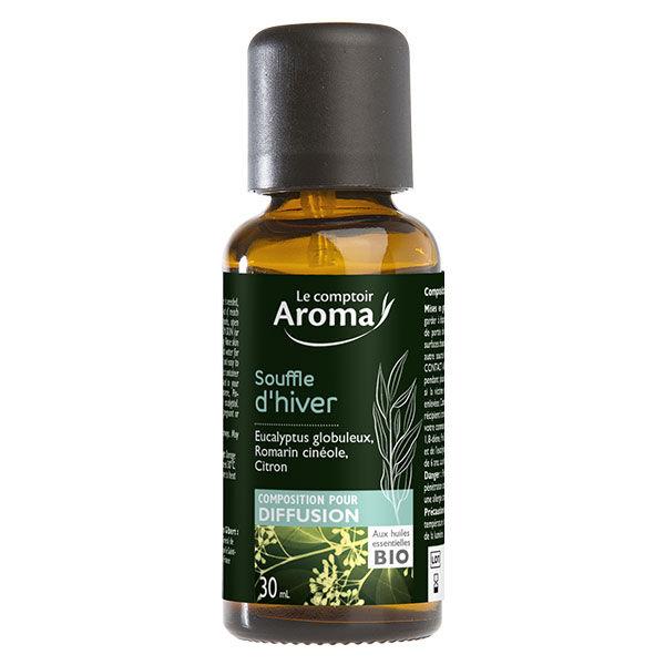 Le Comptoir Aroma Souffle d'Hiver Composition pour Diffusion 30ml