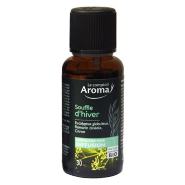 Le Comptoir Aroma Diffusion Souffle d'Hiver Bio 30ml