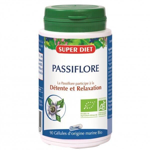 Super Diet Passiflore Bio - 90 gélules
