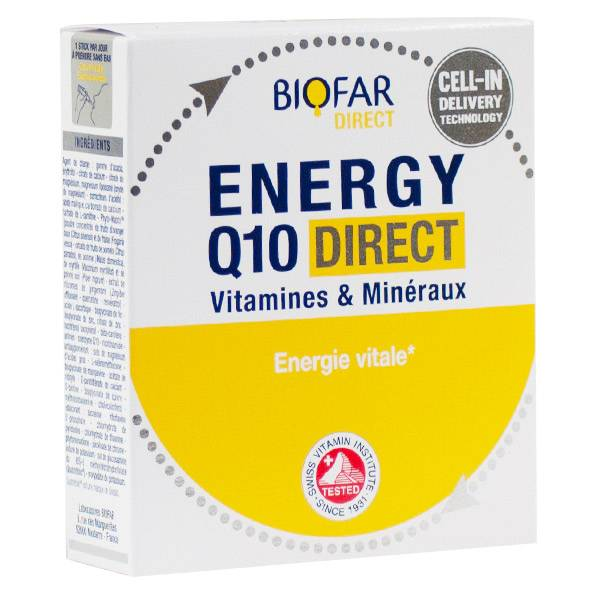 Biofar Energy Q10 Direct 14 sticks