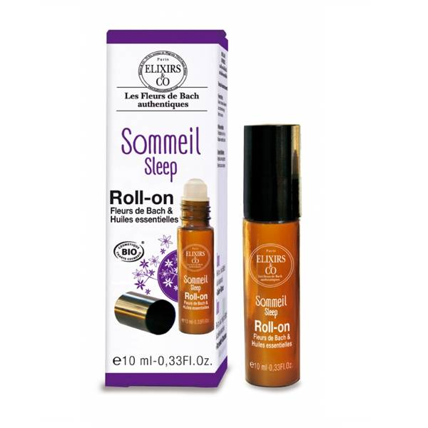 Elixirs & Co Roll-on Sommeil 10ml