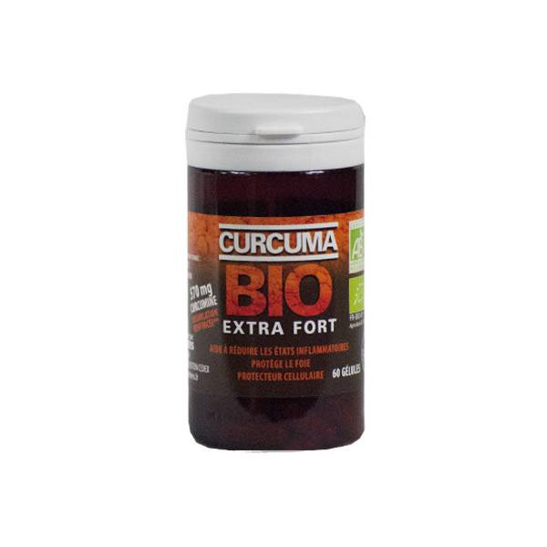 Dr Theiss Curcuma Bio Extra Fort 60 gélules