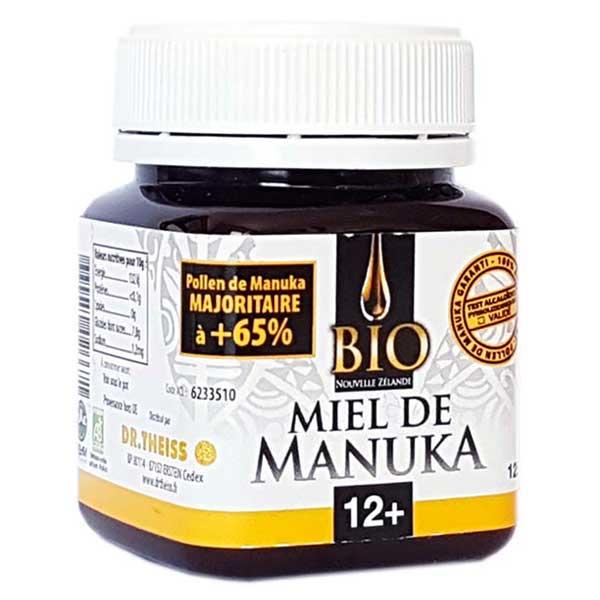 Miel de Manuka Bio Actif 12+ 125g