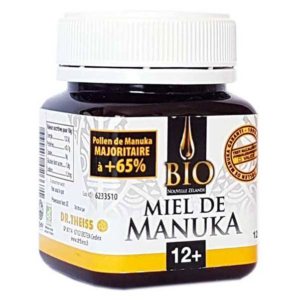 Miel de Manuka Dr Theiss Miel de Manuka Bio Actif 12+ 125g