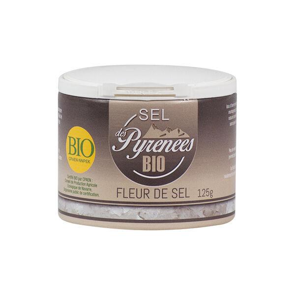Dr Theiss Sel des Pyrénées Fleur de Sel Bio 125g