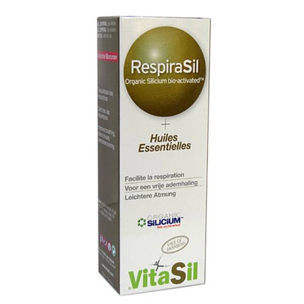 Vitasil Respirasil Gel 30ml