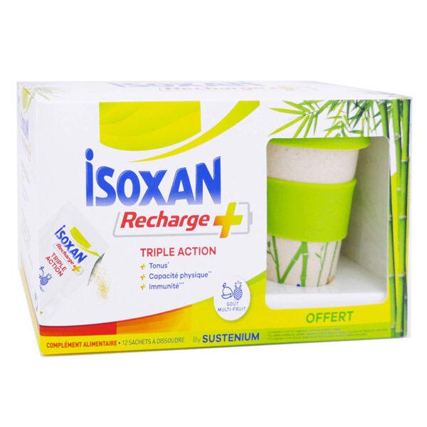 Isoxan Recharge+ 12 sachets + Mug Offert
