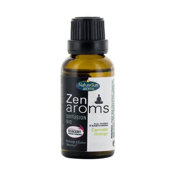 NatureSun Aroms Recharge Diffusion Zen Aroms 30ml