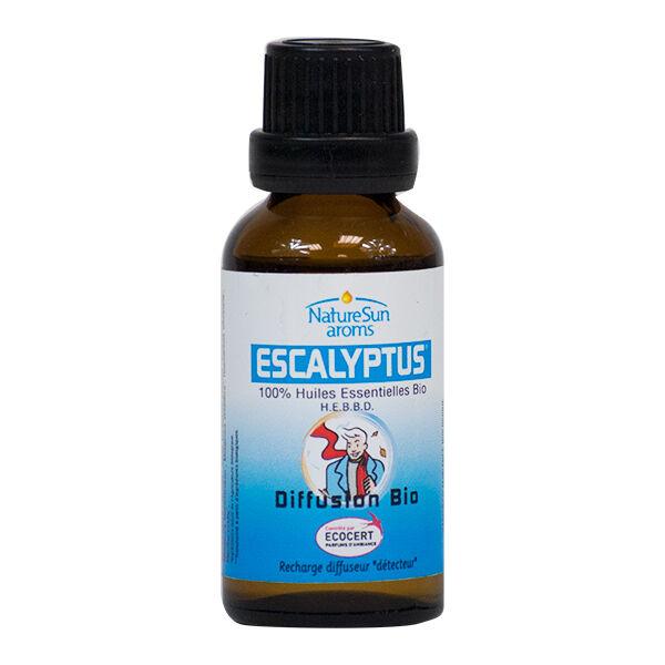 NatureSun Aroms Recharge Diffusion Escalyptus Bio 30ml