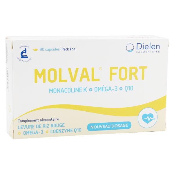 Dielen Molval Fort 90 capsules