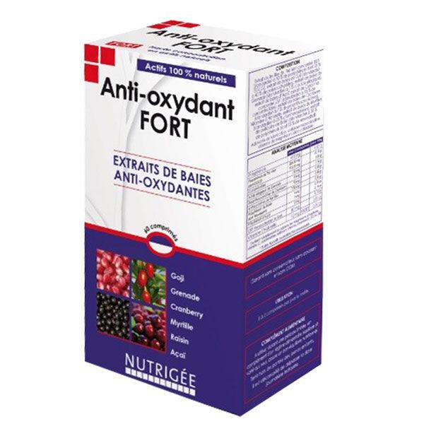 Nutrigée Anti-oxydant fort 60 comprimés