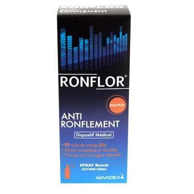 Novodex Ronflor Spray Anti-Ronflement 50ml