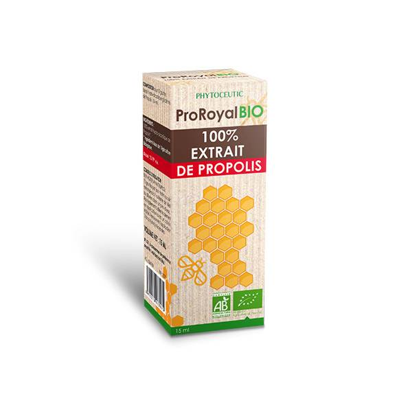 Pro Royal Bio Extrait Propolis 15ml