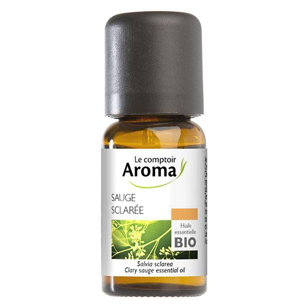 Le Comptoir Aroma Huile Essentielle Sauge Sclarée Bio 5ml