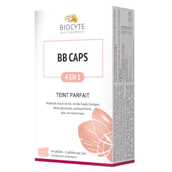 Biocyte BB Caps Peau Parfaite 60 gélules