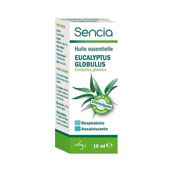 Sencia Huile Essentielle Eucalyptus Globulus 10ml