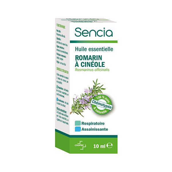 Sencia Huile Essentielle Romarin à Cinéole 10ml