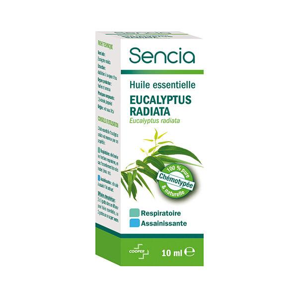 Sencia Huile Essentielle Eucalyptus Radiata 10ml