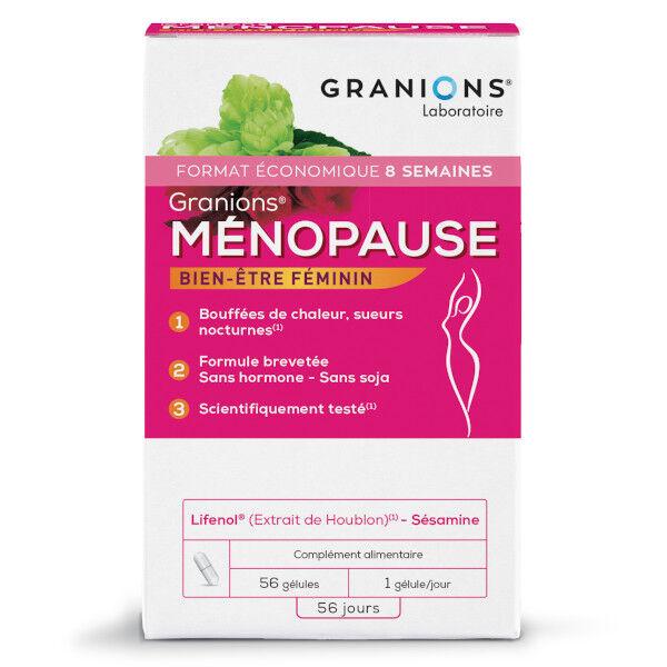 Granions Ménopause 56 gélules