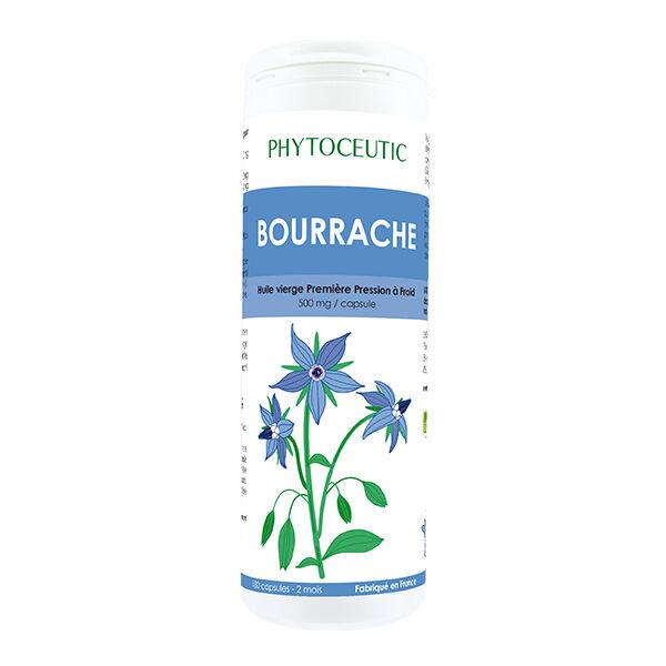 Phytoceutic Huile de bourrache 180 capsules