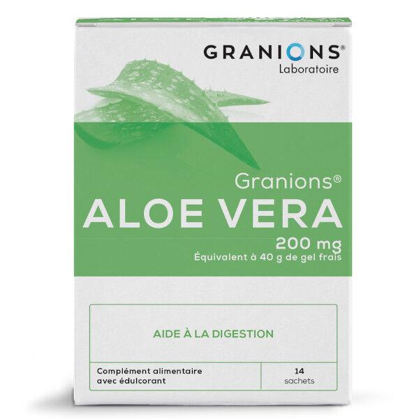 Granions Aloe Vera 14 sachets