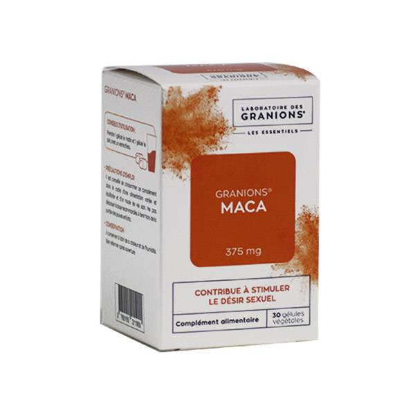 Granions Essentiel Maca 30 gélules