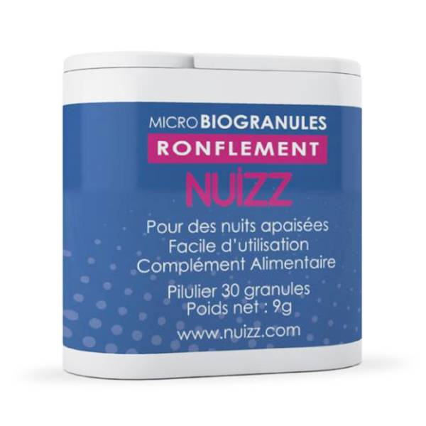 Phyto Research Nuizz Ronflement 30 granules