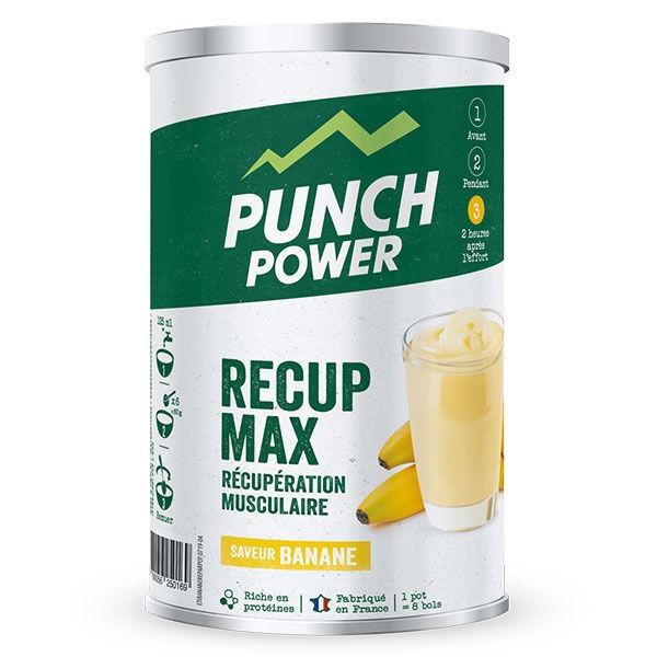 Punch Power Recup Max Banane 480g