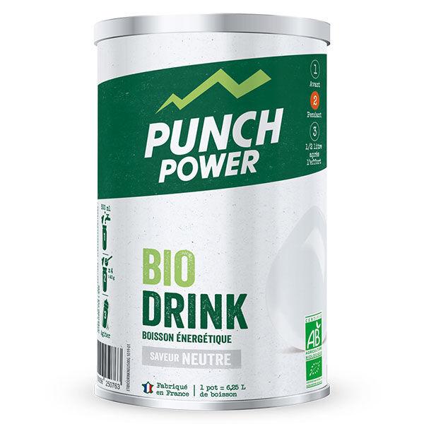 Punch Power Biodrink Neutre 500g