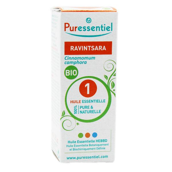 Puressentiel Huile Essentielle Ravintsara Bio 10ml