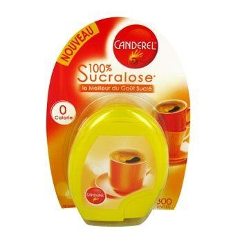 Canderel Sucralose 300 unités