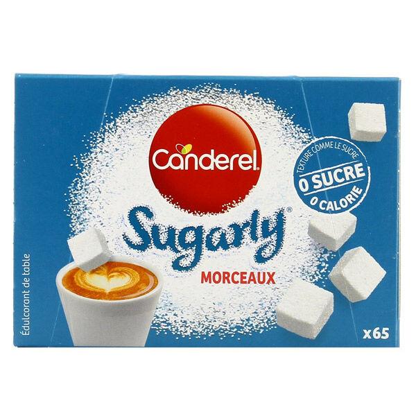 Canderel Sugarly Édulcorant de Table 65 morceaux