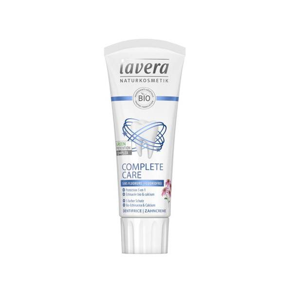 Lavera Dentifrice Complete Care Échinacée Bio 75ml