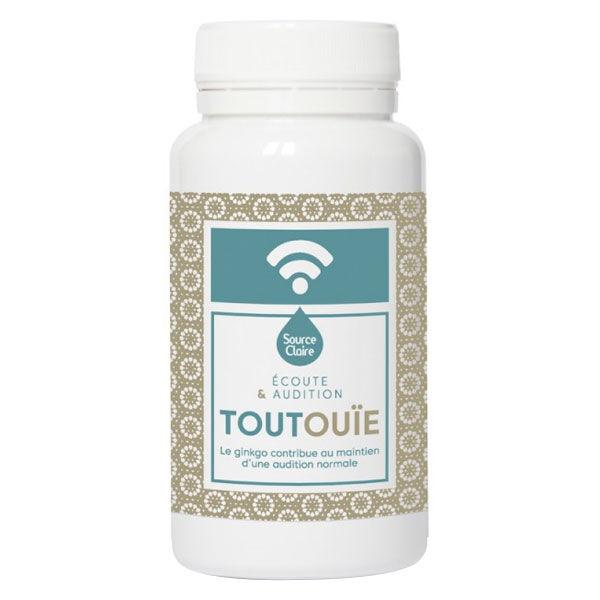 Source Claire Toutouïe 100 gélules